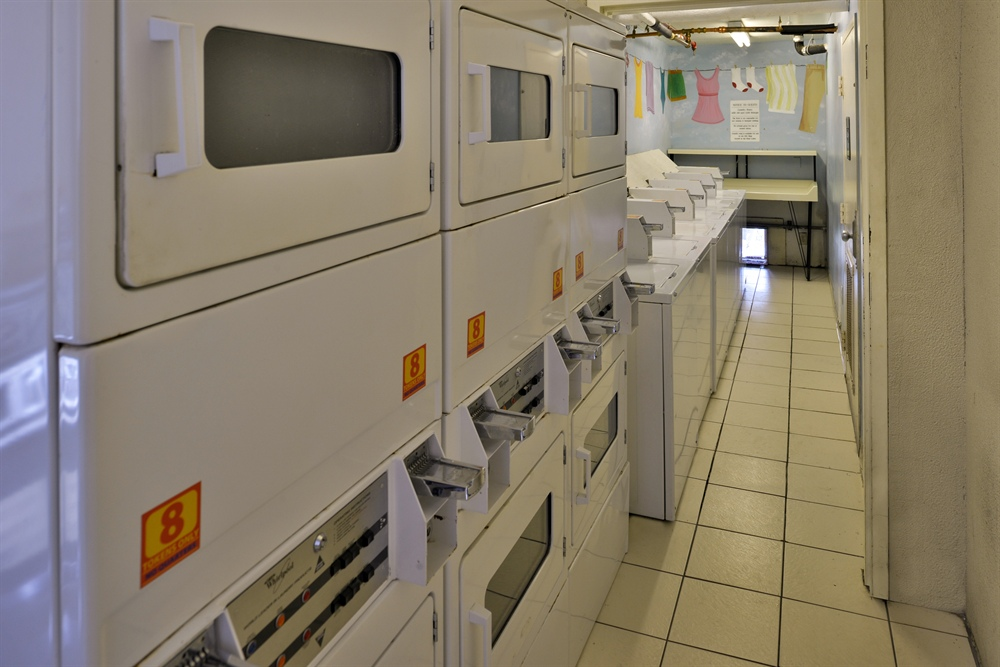 On Site Laundry Facility at our Orlando hotel