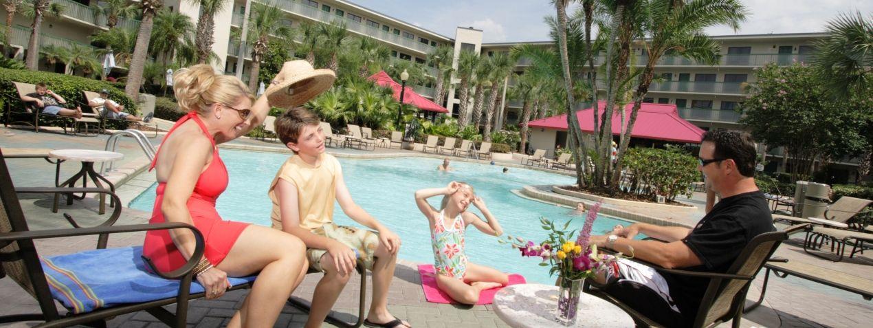 Kissimmee Hotels near Disney Springs