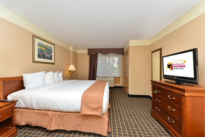 Orlando One bedroom suites near Disney World
