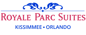 Royale Parc Suites Orlando Hotel in Kissimmee Logo
