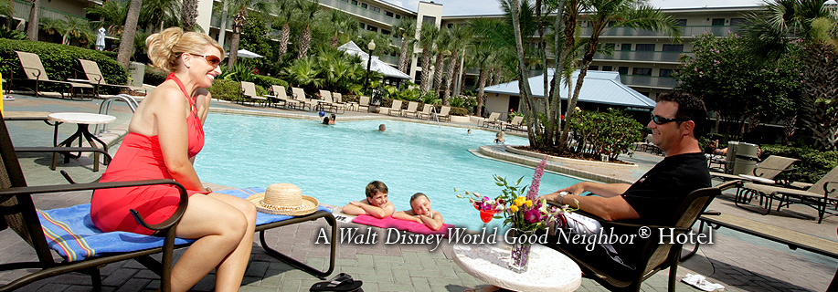 Walt Disney World Good Neighbor Hotel